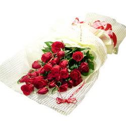 Çiçek gönderme 13 adet kirmizi gül buketi  Mardin çiçek satışı