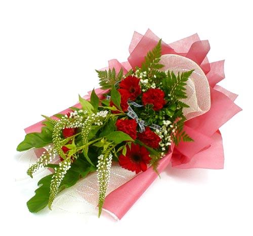 Karisik çiçek buketi mevsim buket  Mardin çiçek siparişi sitesi