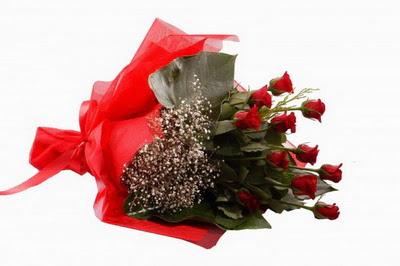 Mardin çiçek siparişi sitesi  11 adet kirmizi gül buketi çiçekçi