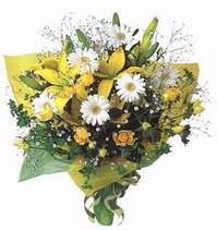Mardin ucuz çiçek gönder  Lilyum ve mevsim çiçekleri
