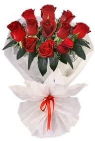 11 adet gül buketi  Mardin internetten çiçek siparişi  kirmizi gül