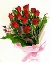 11 adet essiz kalitede kirmizi gül  Mardin anneler günü çiçek yolla