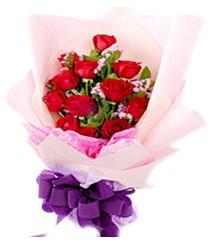 7 gülden kirmizi gül buketi sevenler alsin  Mardin çiçek gönderme sitemiz güvenlidir