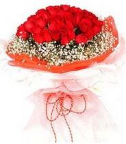 Mardin hediye sevgilime hediye çiçek  21 adet askin kirmizi gül buketi