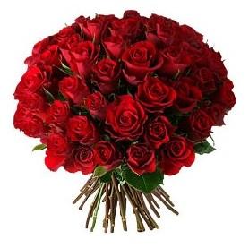 Mardin çiçek , çiçekçi , çiçekçilik  33 adet kırmızı gül buketi