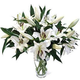 Mardin çiçekçi telefonları  3 dal görsel casablanca vazo tanzimi