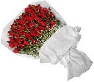 Mardin İnternetten çiçek siparişi  51 adet kırmızı gül buket çiçeği