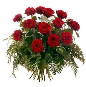 Mardin internetten çiçek satışı  15 adet kırmızı gülden buket