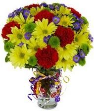 En güzel hediye karışık mevsim çiçeği  Mardin hediye çiçek yolla