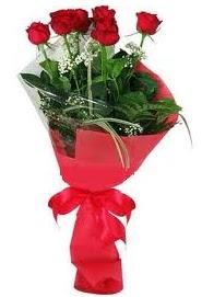 Çiçek yolla sitesinden 7 adet kırmızı gül  Mardin internetten çiçek satışı