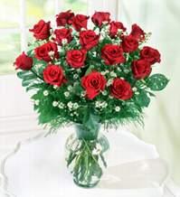 Mardin internetten çiçek satışı  9 adet mika yada vazoda kirmizi güller