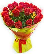 19 Adet kırmızı gül buketi  Mardin çiçek siparişi vermek