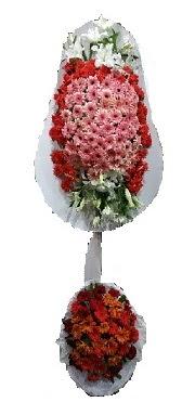 çift katlı düğün açılış sepeti  Mardin internetten çiçek satışı