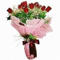 Mardin çiçek siparişi sitesi  12 adet kirmizi kalite gül