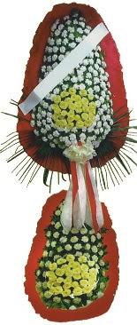 Çift katlı düğün açılış çiçeği  Mardin çiçek servisi , çiçekçi adresleri