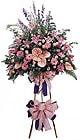 Mardin güvenli kaliteli hızlı çiçek   Ferforje Pembe kazablanka