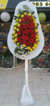 Tek katlı düğün nikah açılış çiçeği  Mardin çiçek siparişi vermek