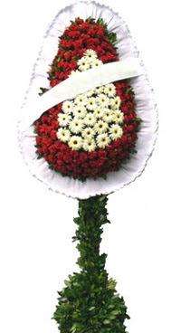 Çift katlı düğün nikah açılış çiçek modeli  Mardin İnternetten çiçek siparişi