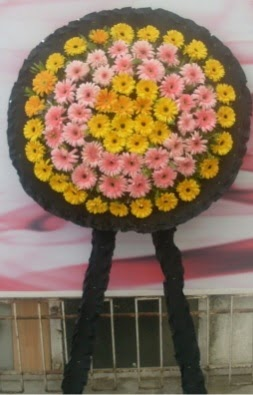 Görsel cenaze çiçeği  Mardin çiçekçiler