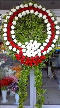 Cenaze çelenk çiçeği modeli  Mardin anneler günü çiçek yolla