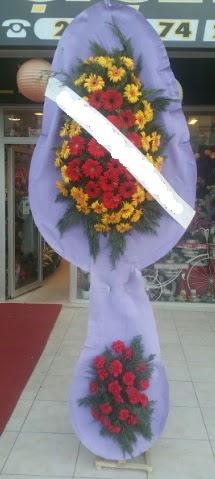 Çift katlı nikah düğüne çiçek modeli  Mardin internetten çiçek siparişi