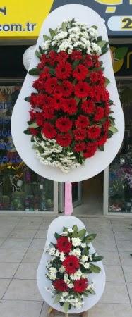 Çift katlı düğün nikah işyeri açılış çiçeği  Mardin İnternetten çiçek siparişi