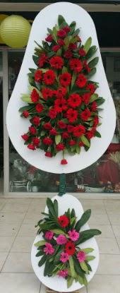 Çift katlı düğün nikah açılış çiçek modeli  Mardin internetten çiçek siparişi