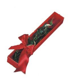 Mardin çiçek online çiçek siparişi  tek kutu gül sade ve sik
