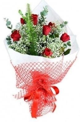 7 adet gülden kız arkadaşıma çiçek  Mardin çiçekçi telefonları