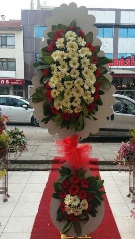 Çift katlı düğün açılış çiçeği  Mardin çiçek satışı