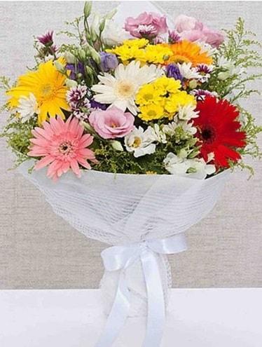 Karışık Mevsim Buketleri  Mardin ucuz çiçek gönder