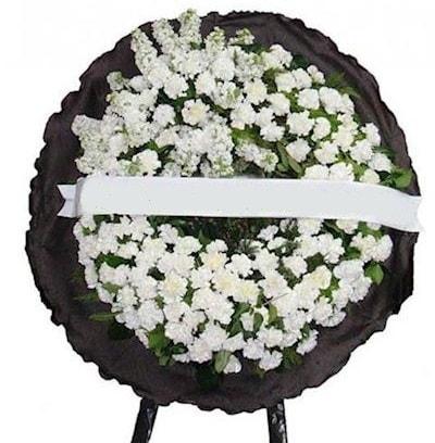 Cenaze çelengi çiçeği modelleri  Mardin internetten çiçek satışı