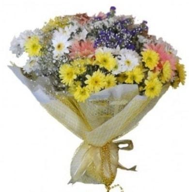 Karışık mevsim çiçeği  Mardin çiçek satışı