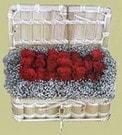 Mardin cicekciler , cicek siparisi  Sandikta 11 adet güller - sevdiklerinize en ideal seçim